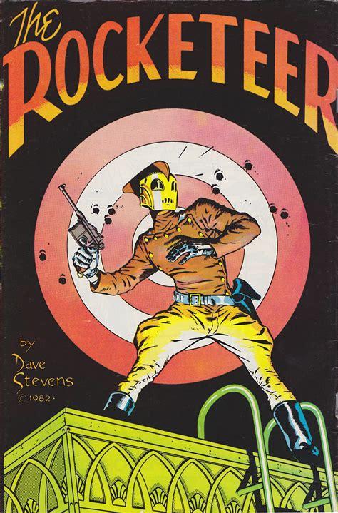 rocketeer original comic series