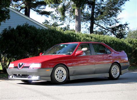 1994 Alfa Romeo 164 Quadrifoglio 4 Side View