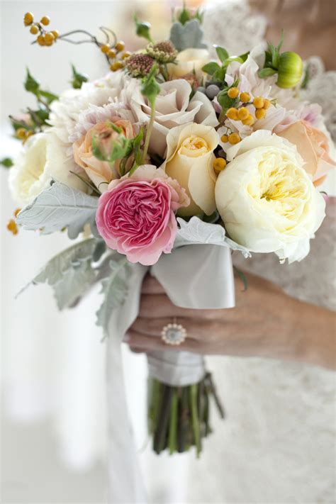 romantic spring wedding bouquets style motivation