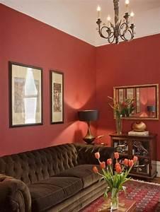 Peinture Moderne Salon : peinture pour salon quelle couleur choisir ~ Teatrodelosmanantiales.com Idées de Décoration