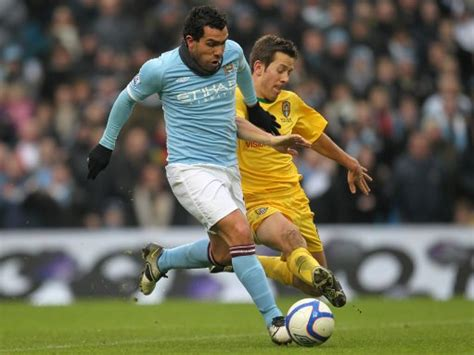 Soccer – FA Cup – Fourth Round Replay – Manchester City v ...