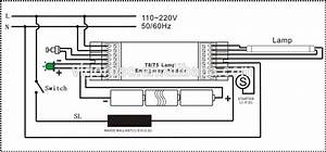 T8 58w Emergency Power Backup