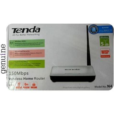 buy tenda n4 150 mbps wireless n150 home router