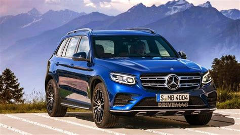 Mercedes Glb 2019 News