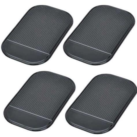 best non slip mat pu car anti slip non slip pad mat black 4pcs free