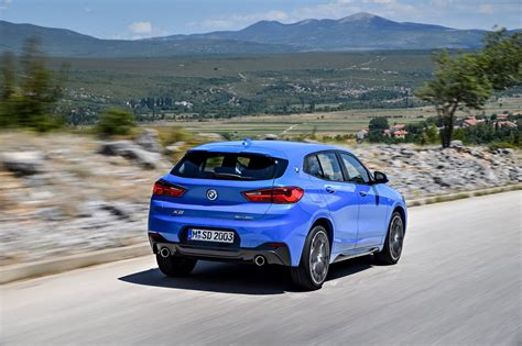 Bmw X2 Photo by New Bmw X2 Is A Funkier And Sportier Take On The X1