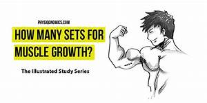 How Many Sets For Muscle Growth