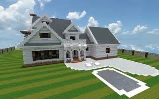 mansion house plans georgian home minecraft house design