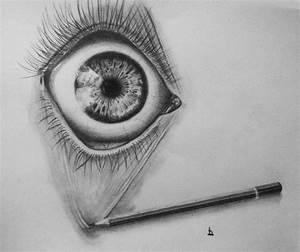 Eye Study - David Leitner