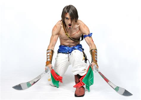 Time Warrior Prince Of Persia Cosplay Art By Leon By