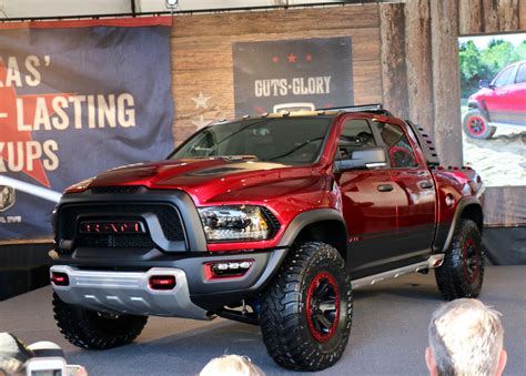 The Ram Rebel Trx Concept Is Over The Top...and I Want One