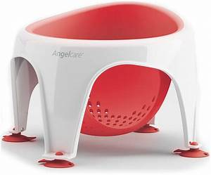 Angelcare Bath Ring Red