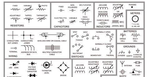 Wiring Diagram Symbols Legend Bookingritzcarlton Info