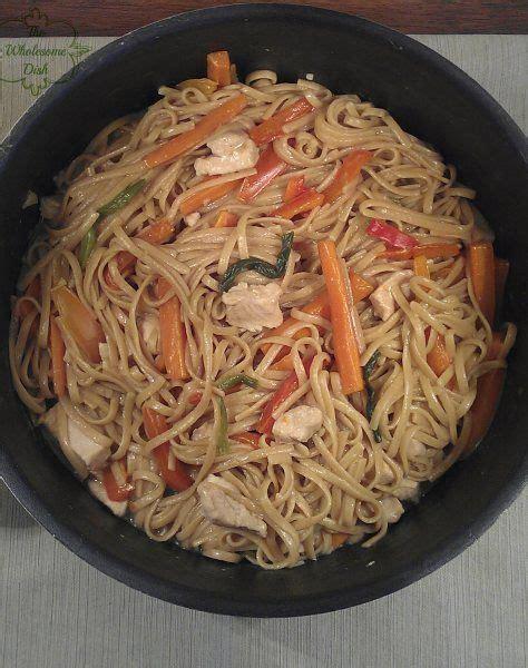 One-Pot Wonder Recipe Chicken Lo Mein