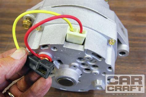 Carquest Fuel Wiring Harnes by Alternator Upgrades Junkyard Builder Rod Network