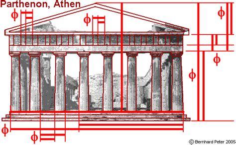 Der Goldene Schnitt Architektur by Nature By Numbers Der Goldene Schnitt Oder Die