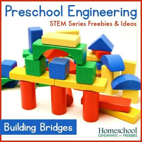 preschool engineering stem series building bridges 609 | Buildingbridges