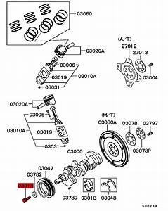 2003 Mitsubishi Galant Serpentine Belt Diagram