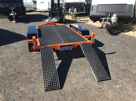 Boat Trailer Walkway by Durable And Non Corrosive Material For Boat Trailer Or
