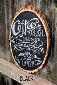 Coffee Chalkboard Signs