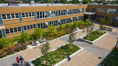school of garden design terra engineering ltd 187 stevenson elementary school annex chicago illinois