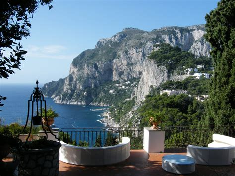Most Beautiful Islands Italian Islands Capri