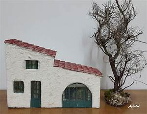 Maison De Noel Miniature : maison en carton pour la cr che de no l cartonnage carton ondule pinterest miniatures ~ Nature-et-papiers.com Idées de Décoration