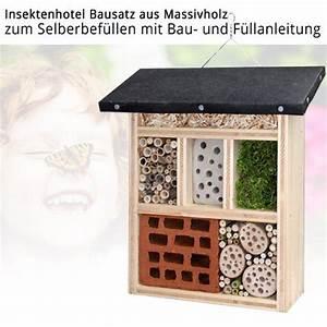 Insektenhotel Selber Bauen Anleitung : insektenhotel bauanleitung kostenlose bauanleitungen ~ Michelbontemps.com Haus und Dekorationen
