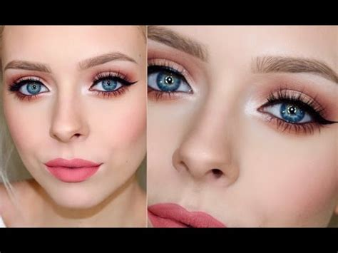 easy  affordable prom makeup  cosmobyhaley youtube