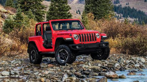 2018 Jeep Wrangler Jl Priced At $28,190  The Torque Report