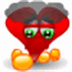 Love creatures | animated heart emoticons and smileys