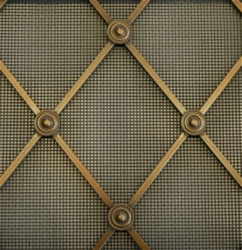 brass grilles p w cannon ltd decorative grilles for use in radiator covers