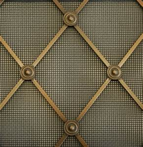 Grille Metal Decorative : diamond brass grilles p w cannon son ltd decorative grilles for use in radiator covers ~ Teatrodelosmanantiales.com Idées de Décoration