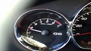 2010 Pontiac G6 Gt 3 5l V6 Start Up  U0026 Rev 30k