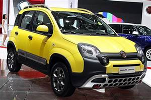 Fiat Panda 4x4 Cross : fiat panda cross is a tiny off roader for city and country ~ Maxctalentgroup.com Avis de Voitures