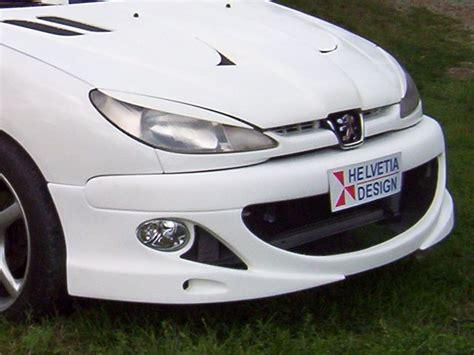Peugeot Italia Sede Legale Paraurti Anteriore Tuning Per Peugeot 206 Ebay