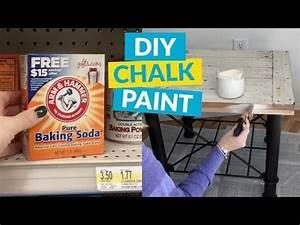 La Maison Du Bicarbonate : comment faire de la peinture la craie maison avec du bicarbonate de soude la craie ~ Melissatoandfro.com Idées de Décoration