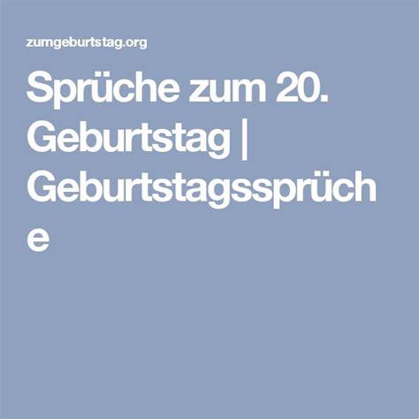 best 25 spr 252 che zum 20 geburtstag ideas on