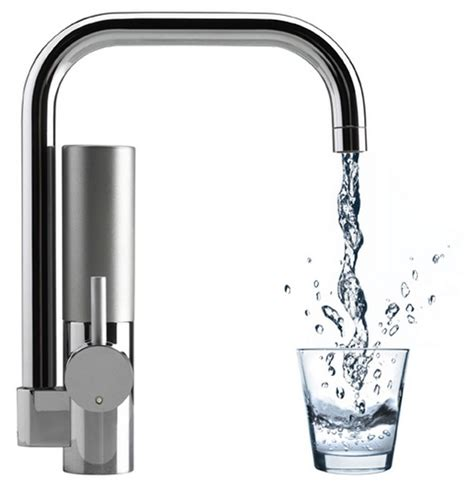 innovative water filtering kitchen faucet mywell