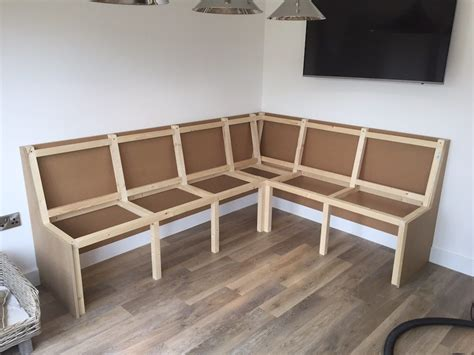 corner seating carpentry  craig ross