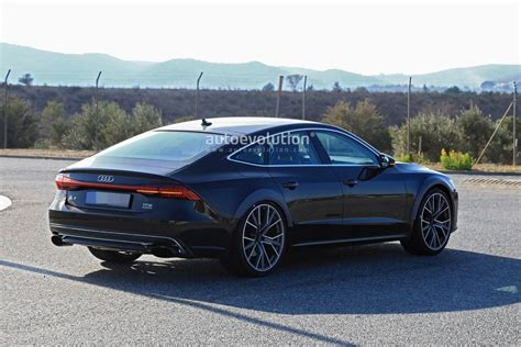 2019 Audi S7 Rear High Resolution Images