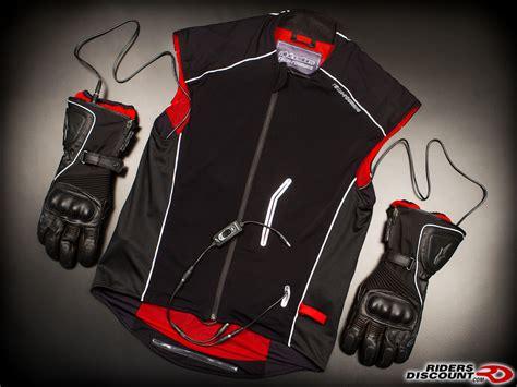 Alpinestars Tech Heated Gloves And Vest
