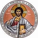 Clipart Orthodox Greek Transparent Jesus Webstockreview Iconography