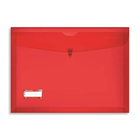 schneider furniture adventurer envelope plastic transparent e 13l pushlock