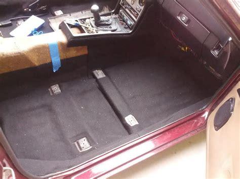 Porsche 944 Carpet by Porsche 944 Carpet Floor Matttroy