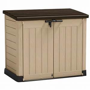 Solarkugeln Garten Obi : tepro garten m lltonnenbox beige kaufen bei obi ~ Buech-reservation.com Haus und Dekorationen