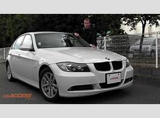 2006 BMW 320i 79k for sale direct from Japan YouTube