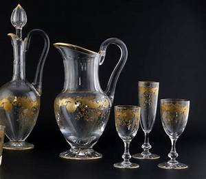 Service A Whisky : service whisky en cristal de saint louis mod le trianon o ~ Teatrodelosmanantiales.com Idées de Décoration