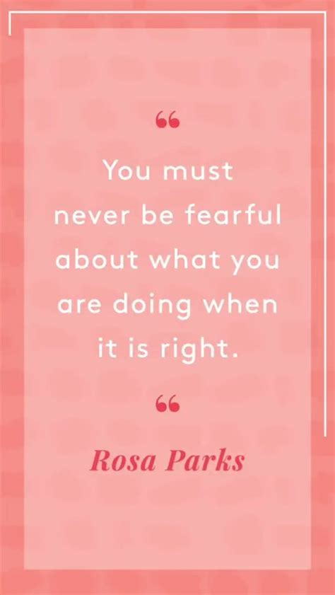 great rosa parks quotes quotes words