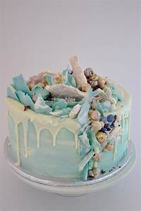 Rozanne's Cakes: Ocean vibe crazy cake